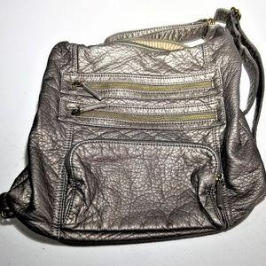 Ampere Bags - Ampere soft vegan Leather Purse / Backpack